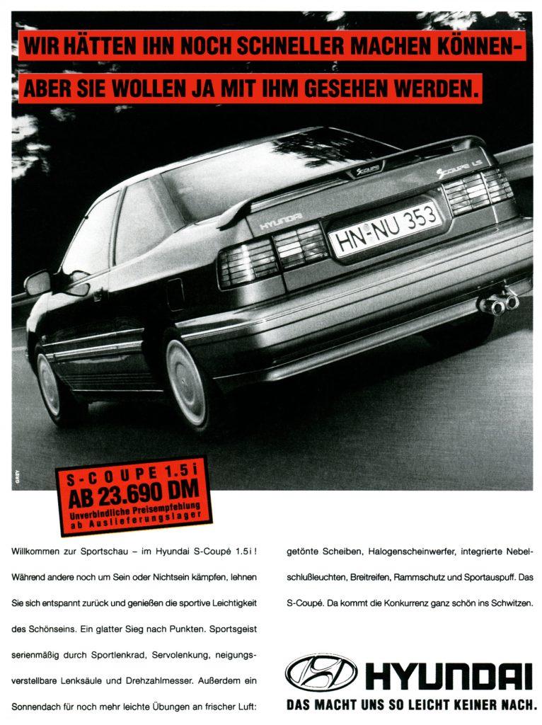 Anzeige für Hyundai