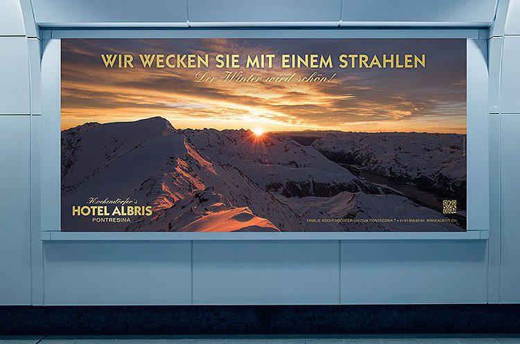 Plakat Schweiz