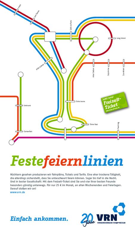 Plakat des Monats vom Werbetexter
