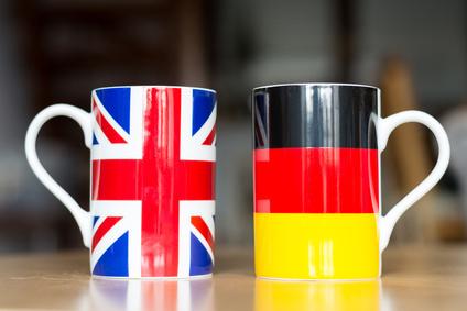 adaptations english - german